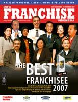 Cover Majalah Info Franchise Okt 07